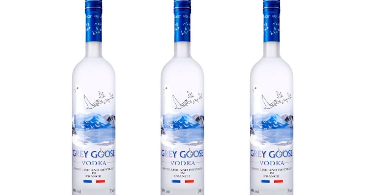 Asda Slash The Price Of 70cl Grey Goose Vodka Bottles To Just £29 photo
