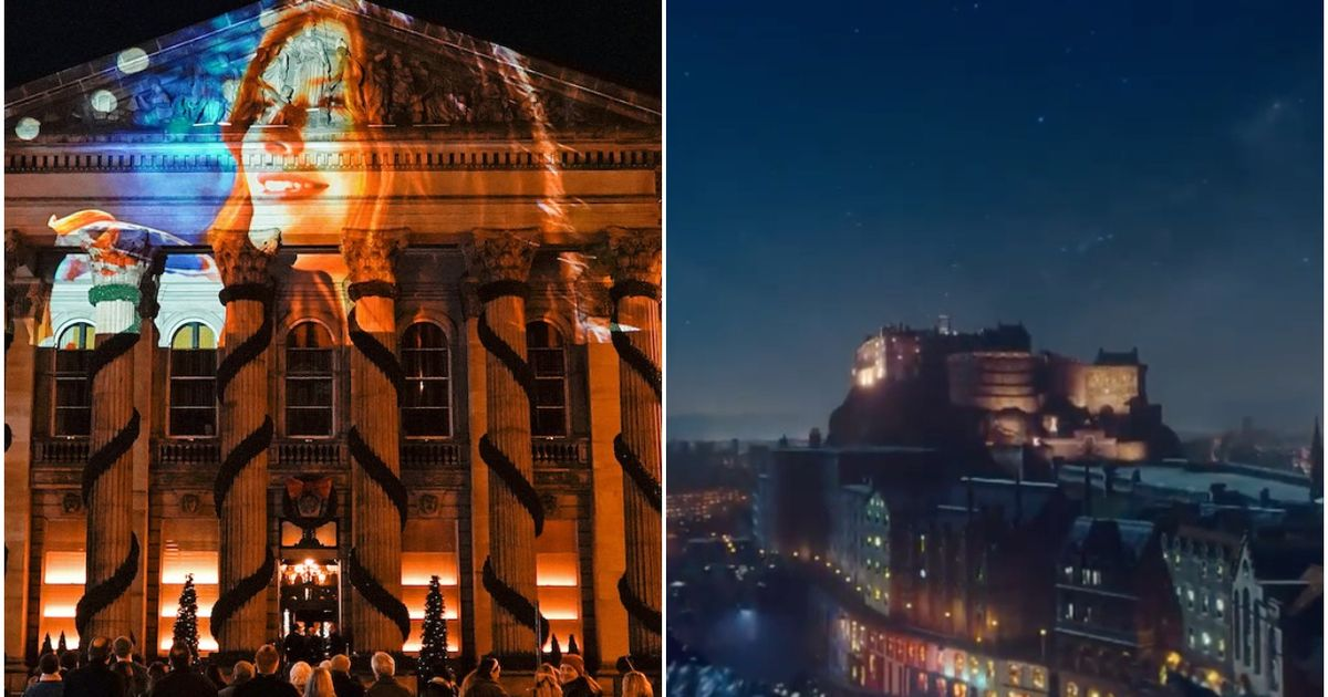 People Love The New Edinburgh Gin Advert Song 'the Night' photo