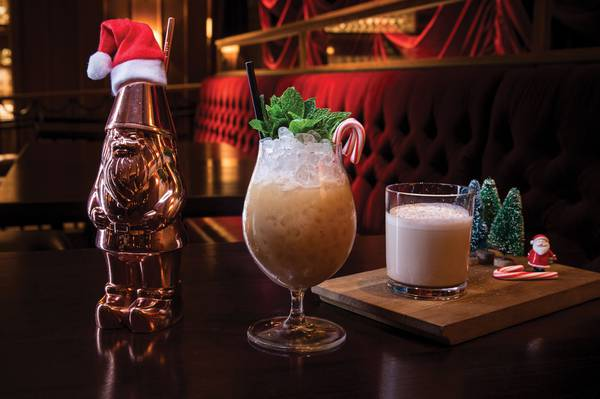 Nomad Holiday Cocktails Bring Out The Best Of The Season photo