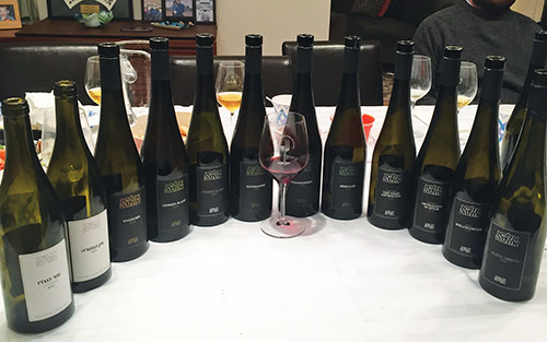 The Rise Of High-end, Private-label Kosher Wines photo