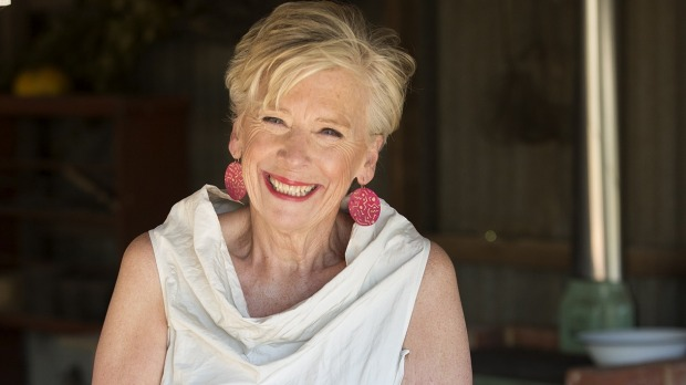Maggie Beer On Gumption, Jobbing Around The World And Being 'just A Girl' photo