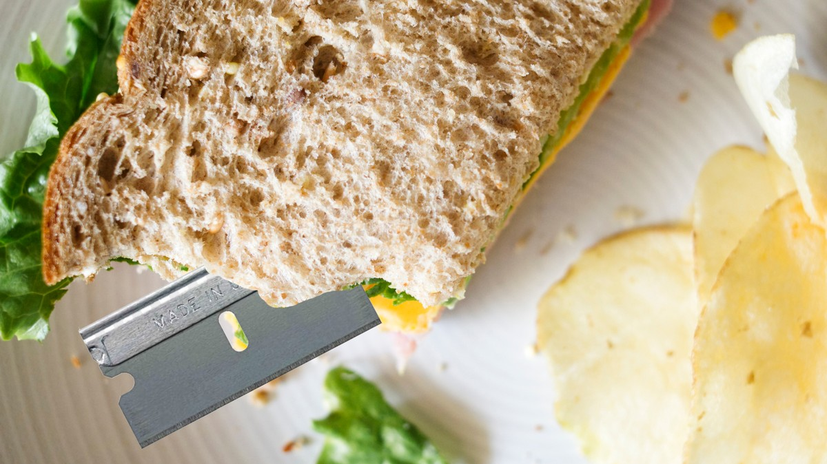 Razor Blade In Nypd Officer's Sandwich Turns Out To Just Be A Very Weird Accident photo