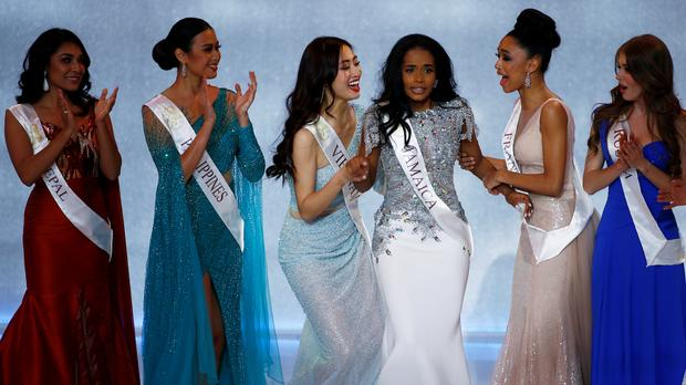 Pics + Video: Jamaica's Toni-ann Singh Crowned Miss World 2019 photo