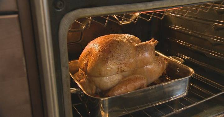 How To Cook A Christmas Turkey: Tips From A Chef In Kelowna photo