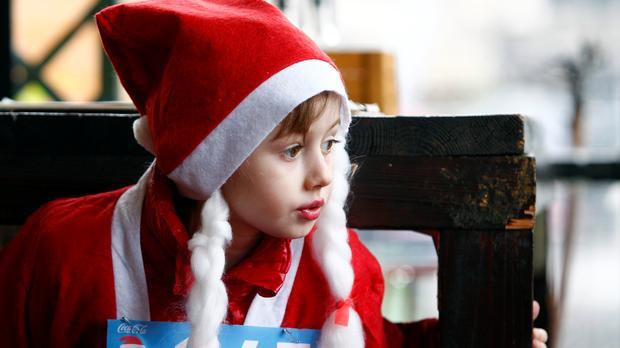 Santa's Naughty List Threat Really Does Stop Children Behaving Badly photo