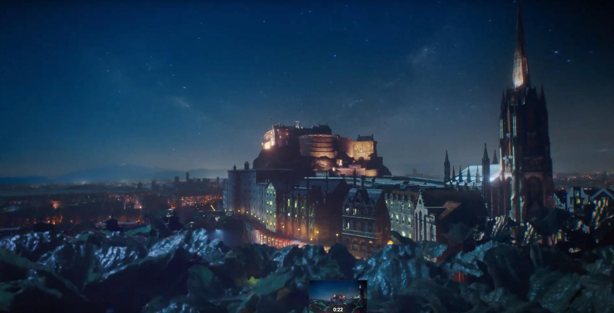 Edinburgh Gin Takes Viewers To The Home Of Hogmanay photo
