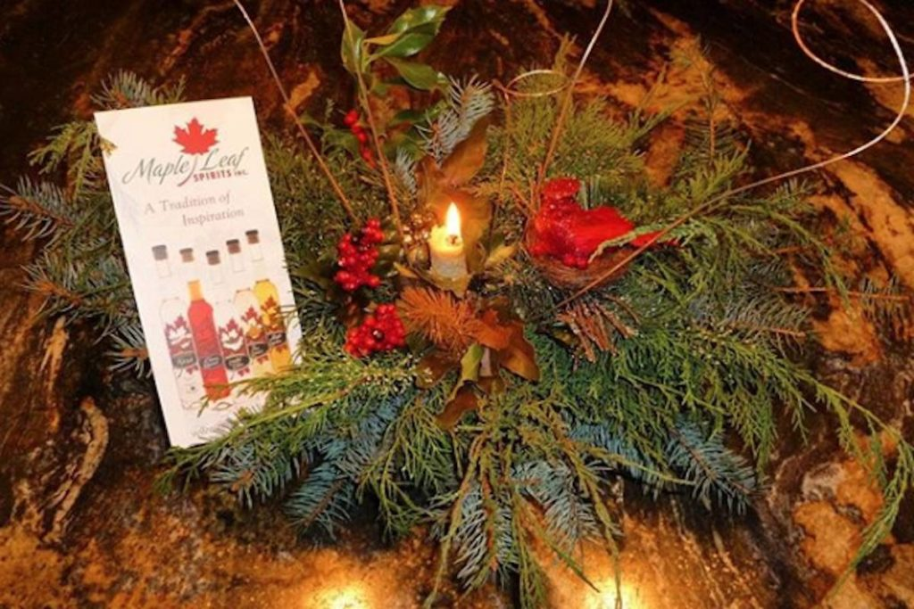 Maple Leaf Spirits Invites Residents To 7th Annual Christmas Open House photo