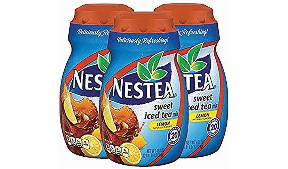 Nestea Relaunch Could Invigorate Instant Tea Sales photo