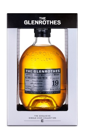 Edrington's The Glenrothes Exclusive Single Cask Single Malt Scotch Whisky photo
