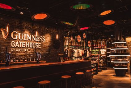 Diageo Opens First Guinness Gatehouse In Shanghai photo