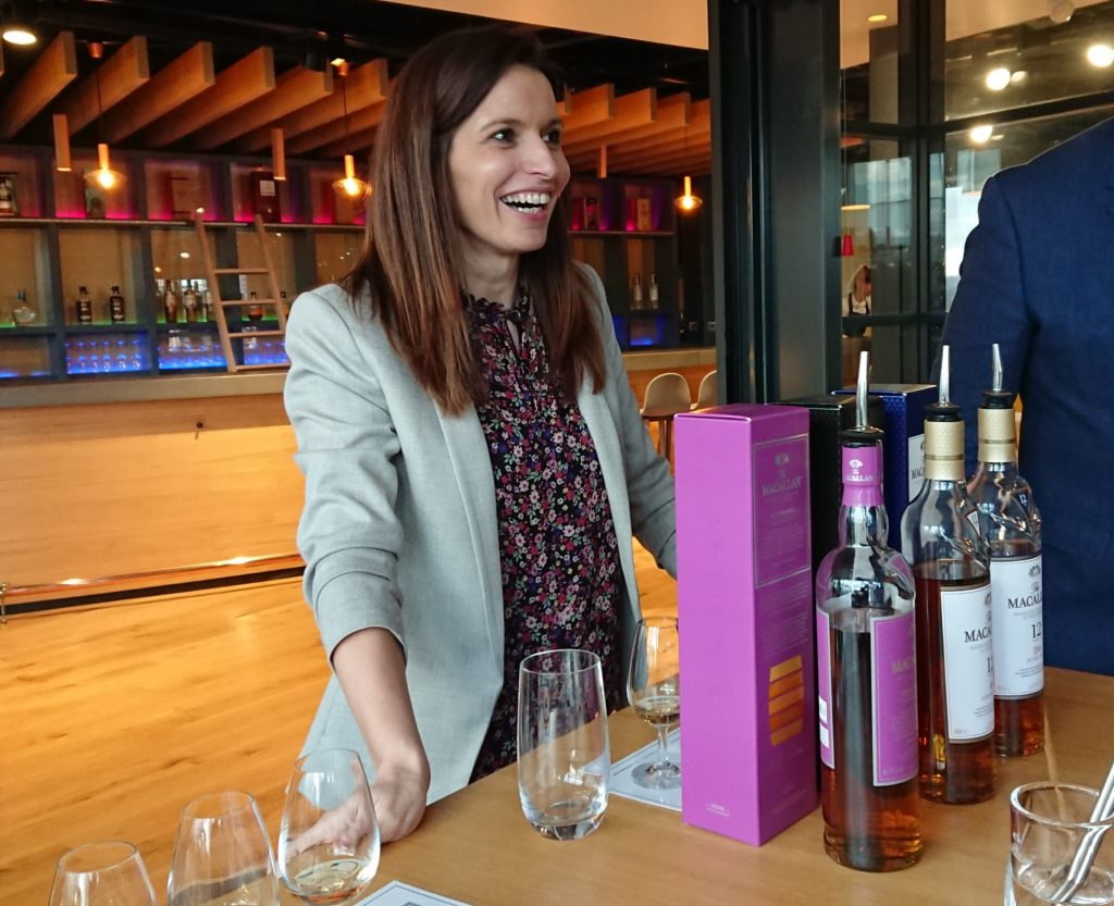 Sherry Is Just The Tip Of The Iceberg At The Macallan photo