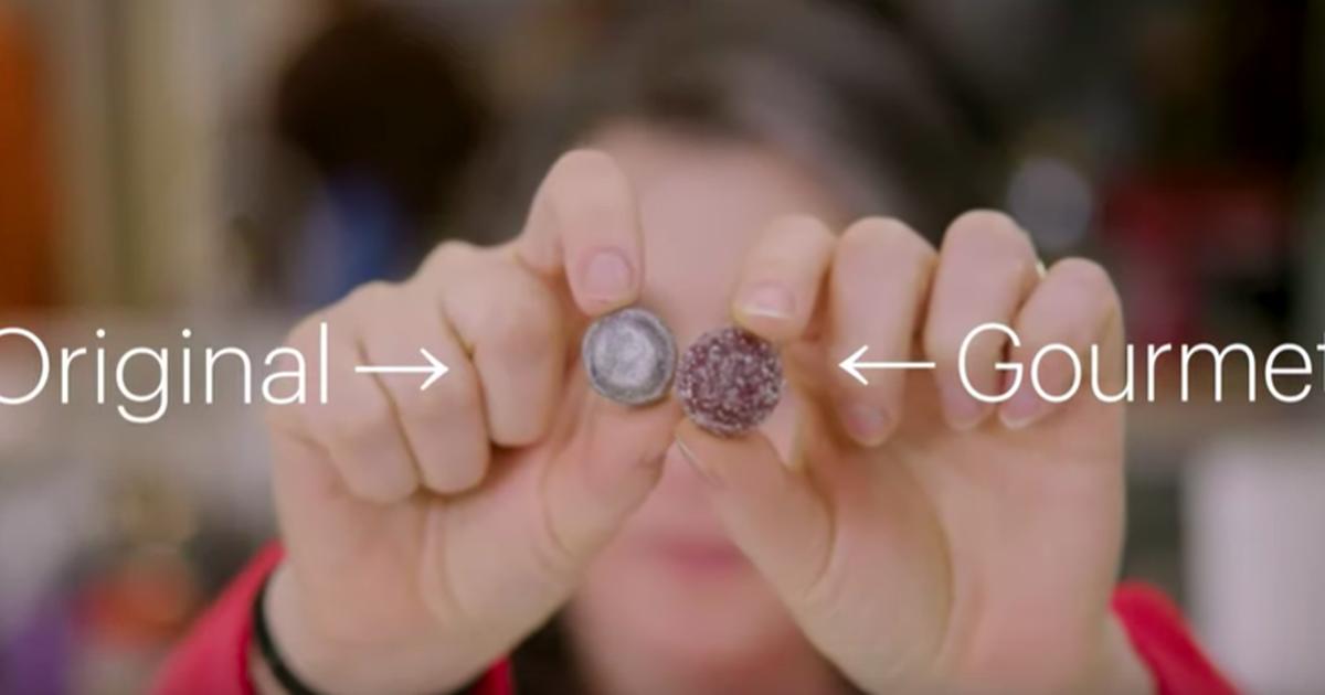 Watch Bon Appétit's Claire Saffitz Make Gourmet Warheads photo