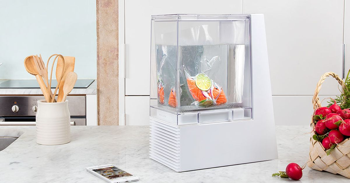 Shopping For The Chef In Your Life? Save On This Fancy Sous Vide Cooker. photo