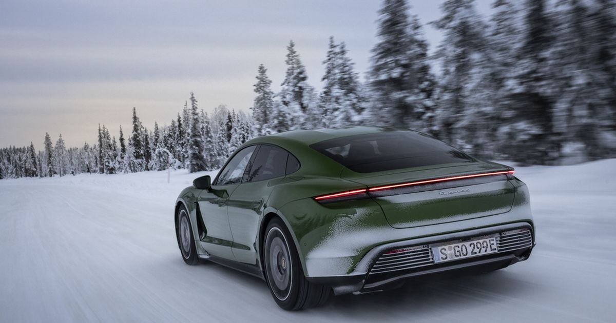 Porsche Taycan Already Has 30,000 Pre-orders. How Does That Compare To Tesla? photo