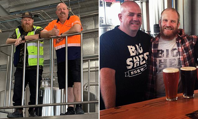 Two Mates Turn Hobby Into A Beer Brewing Business photo