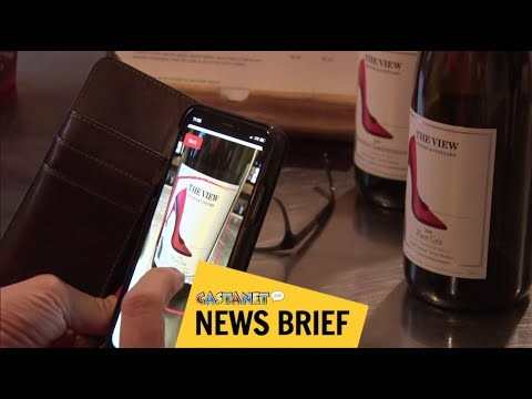 The View Winery First In Canada To Use Augmented Reality photo