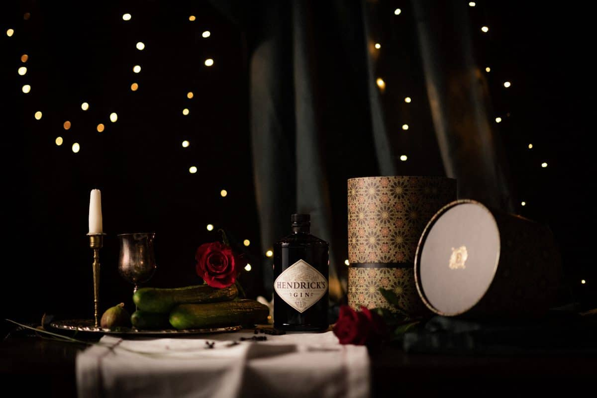 Hendrick's Gin Collaborates With Graphic Designer Annie Atkins On Limited Edition Gift photo