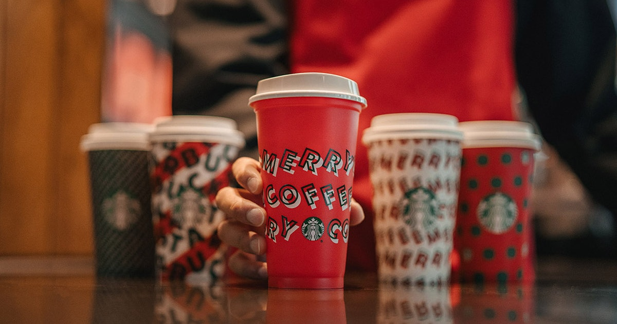 9 Starbucks Hacks That'll Make Your Classic Holiday Drink Even Better photo