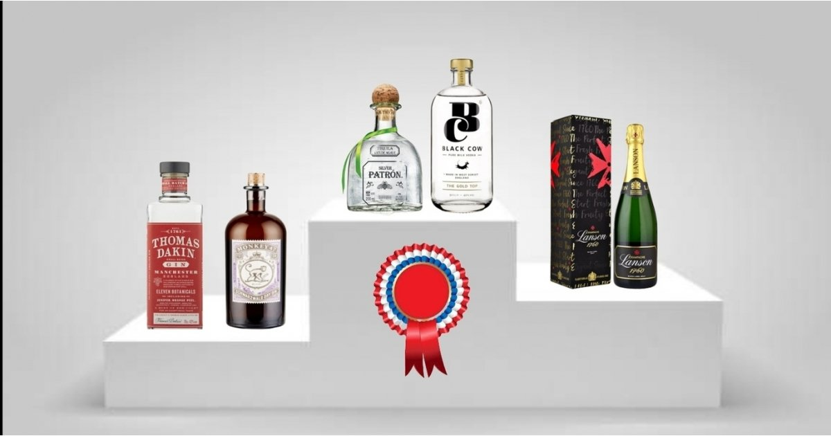 Best Alcoholic Drinks 2019: From The Top-notch Gin To The Finest Champagne, We've Got It Covered photo