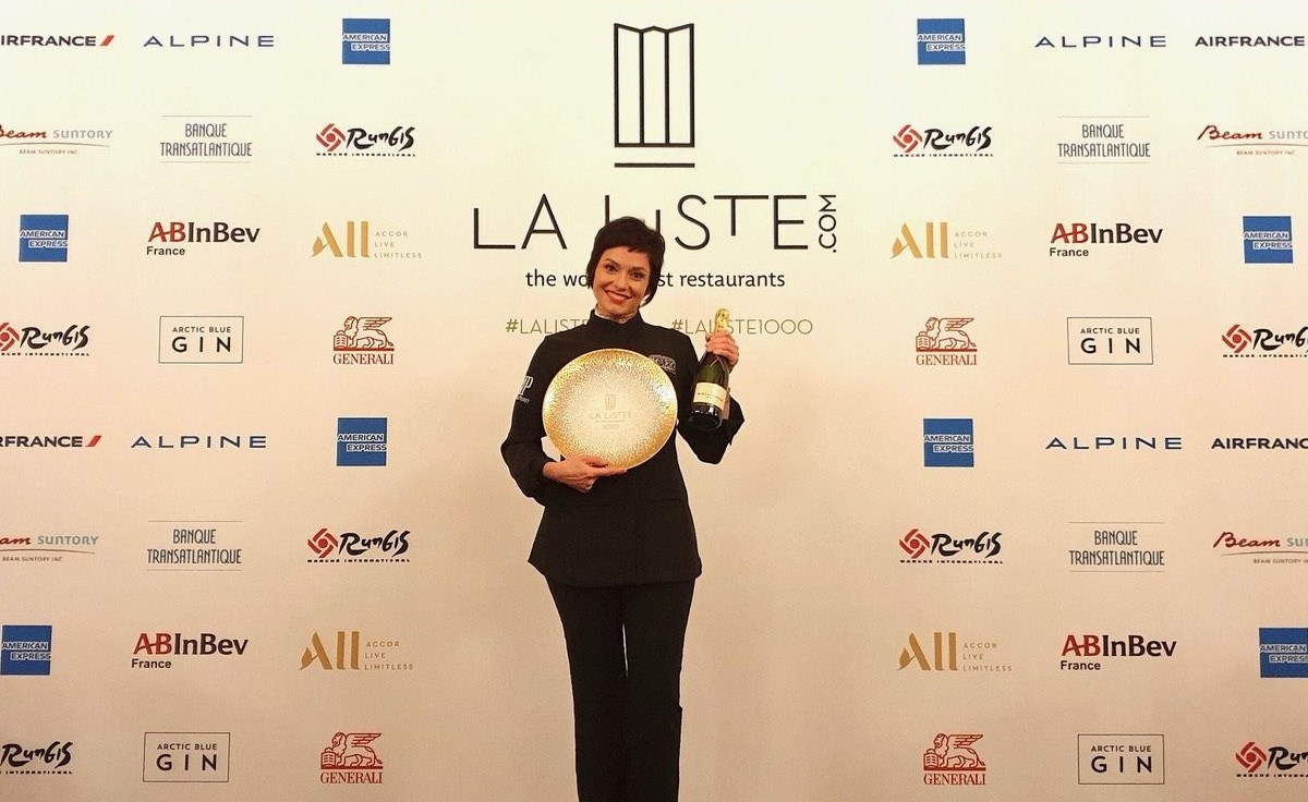 Restaurant Mosaic Honored As Highest Ranking Sa Restaurant At 2020 La Liste World Restaurant Awards photo