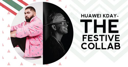Huawei Kday photo