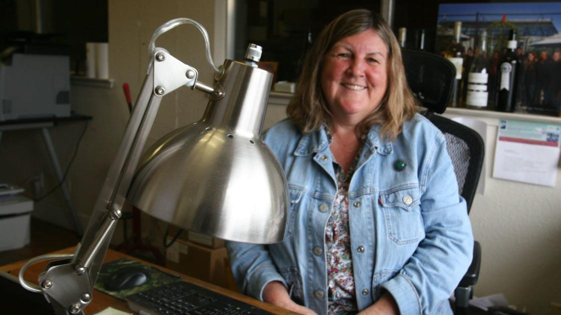 Napa's Elaine St. Clair Is An Industry Rarity: A Winemaker, Brewmaster, Owner photo