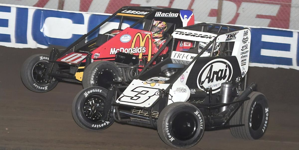 Chili Bowl Hits 325 Entries And Includes Usac, Nascar And Indycar Stars photo