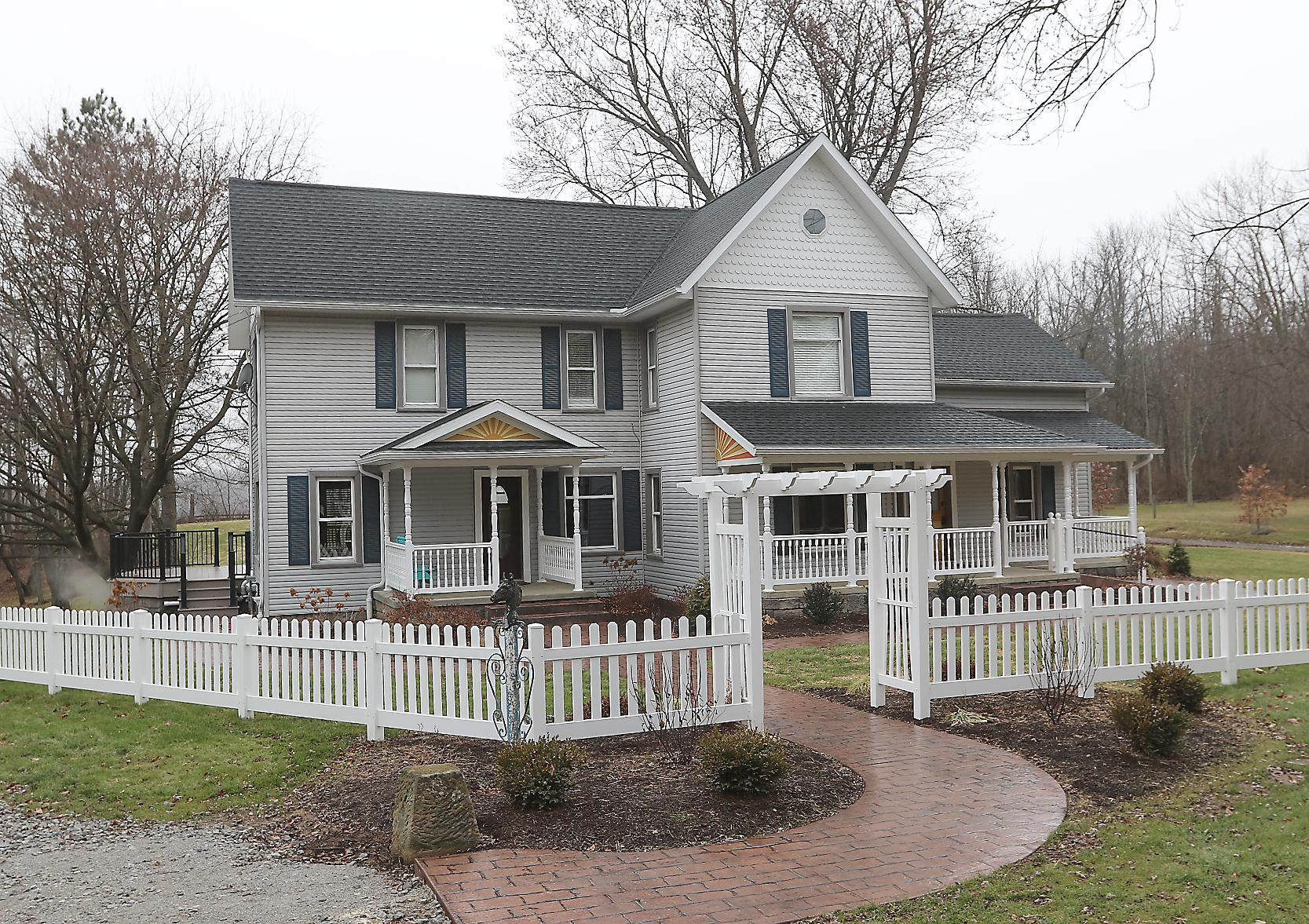 Breitenbach Winery Adds 1890 Guest House That Sleeps Eight photo