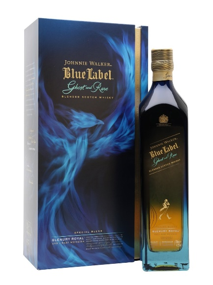 The Re-awakening Of Some Of The Rarest Whiskies In The World: Johnnie Walker Blue Label Ghost And Rare Glenury Royal photo