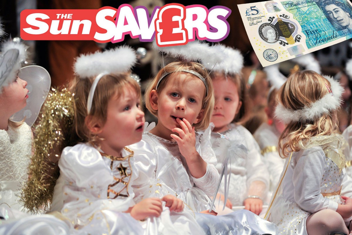 Save Your Cash Before Christmas By Making Your Kid's Costume For Their Nativity photo