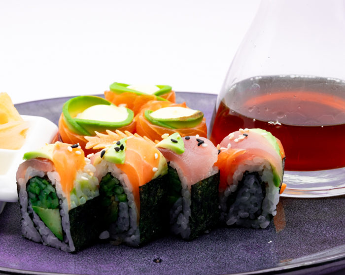 Celebrate Summer With Sustainable Sushi At The Vineyard photo
