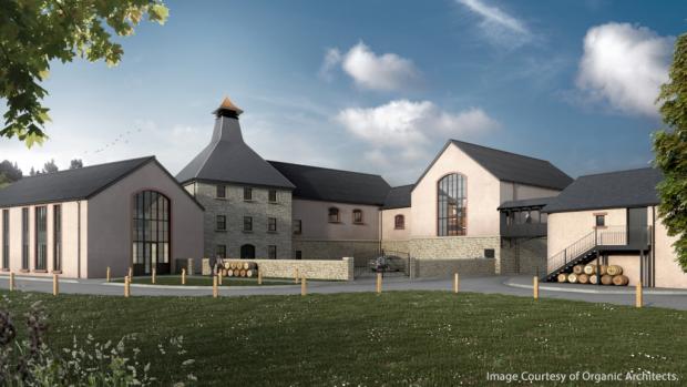 Designing Distilleries For Scotch Whisky?s Next Century (episode 795: December 1, 2019) photo