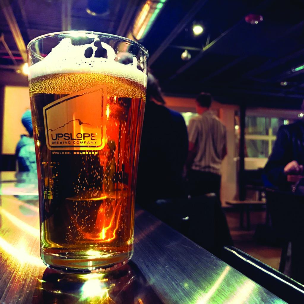 Tour De Brew: Upslope Brewing Company — Flatiron Park photo