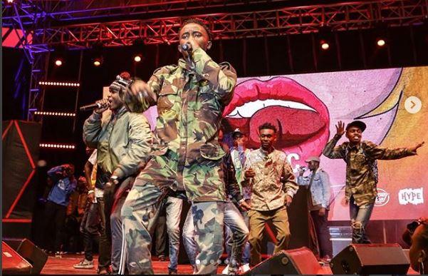Ethic, Boondocks Gang?s Nakuru Concert Goes Horribly Wrong Revelers End Up In Hospital photo