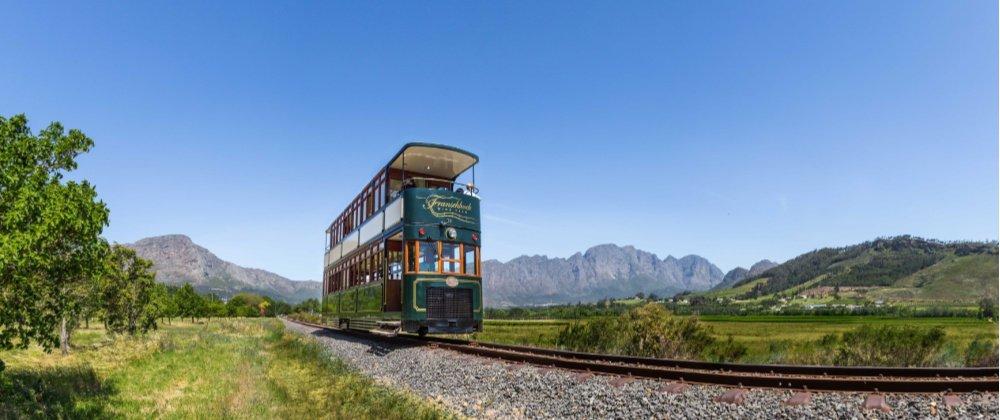 Changes For Franschhoek Wine Tram photo