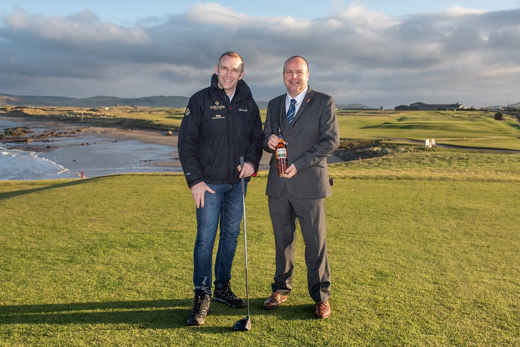 Glen Scotia Tees Up Rescue Of Scots Golf Club photo