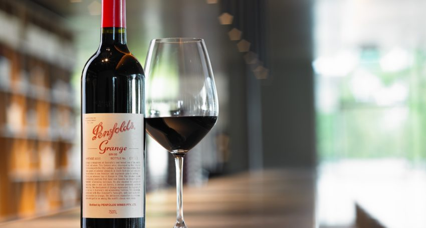 Penfolds Grange Tipped To Break Australian Wine Auction Record photo