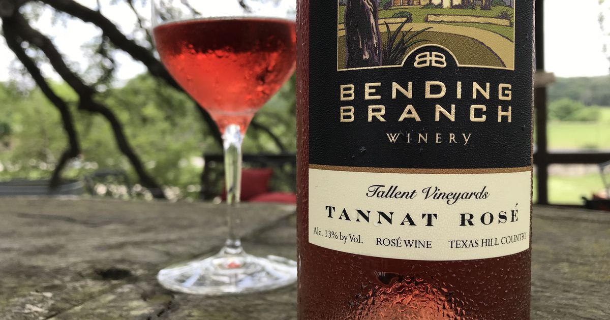 Bending Branch Winery Wins First-ever Texas Sustainable Winegrowing Competition photo