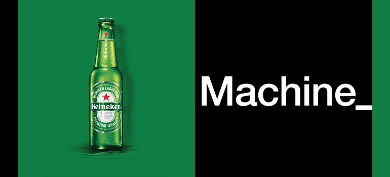 Breaking: Machine Wins Heineken Sa?s Ttl Portfolio photo