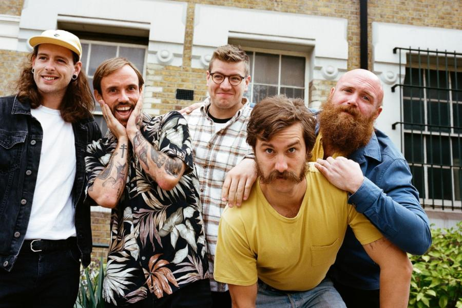 Idles Announce New Beer 'krfsht' photo