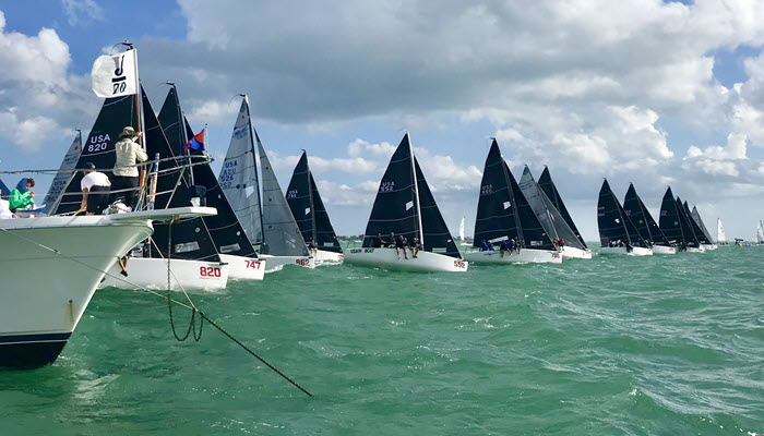 Breeze On To Start Bacardi Winter Series >> Scuttlebutt Sailing News photo