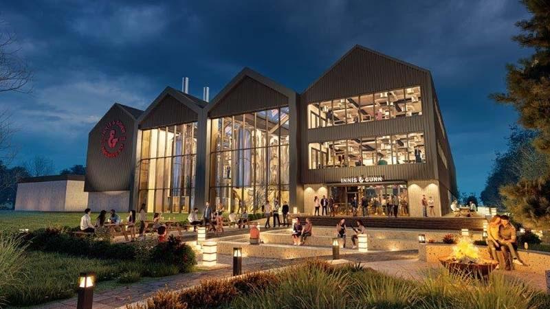 Innis & Gunn To Build Brewery At Heriot-watt University In Edinburgh photo