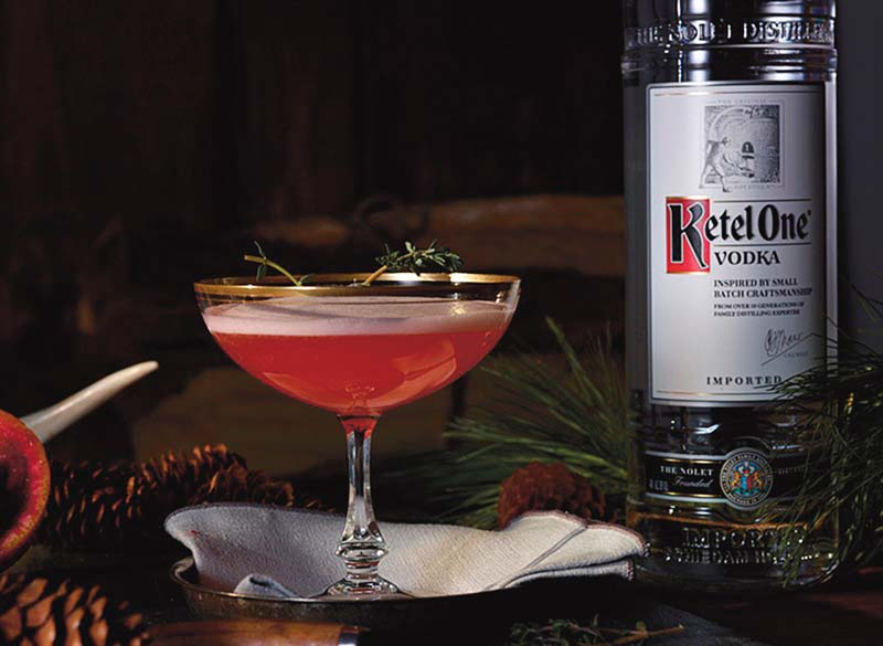 Ketel One Vodka's New Botanical Line Infused With Natural Fruit Essences photo