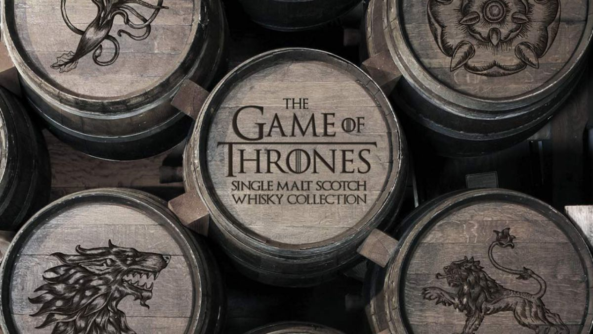 Winter Is Here! Grab A Bargain On The Game Of Thrones Whisky Range photo