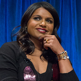 Mindy Kaling Partners With Johnnie Walker Scotch photo