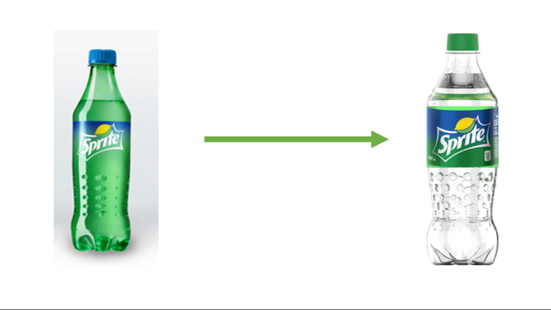 No Green Bottles For Sprite Anymore: Coca-cola Seeks To Increase Pet Recyclability In Sea photo