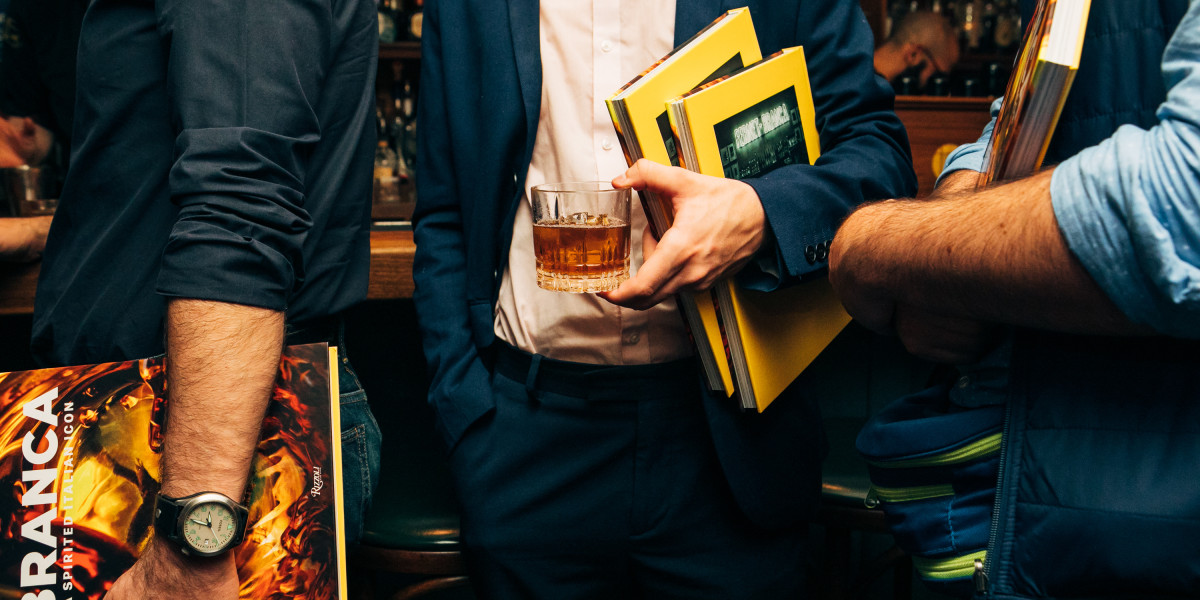 Thanks To Drinks Like The Aperol Spritz, Bitters Are Back. And This Is The Next Big Drink photo