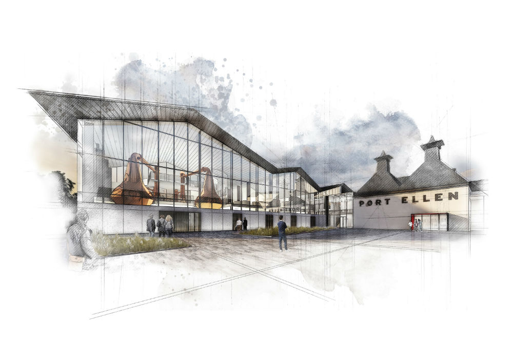 Malt Whisky Milestone As Plans At Port Ellen Approved photo