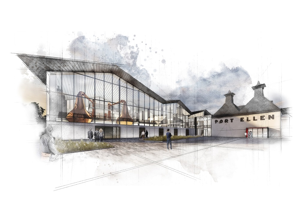 Whisky Milestone As Port Ellen Distillery Plans Approved photo
