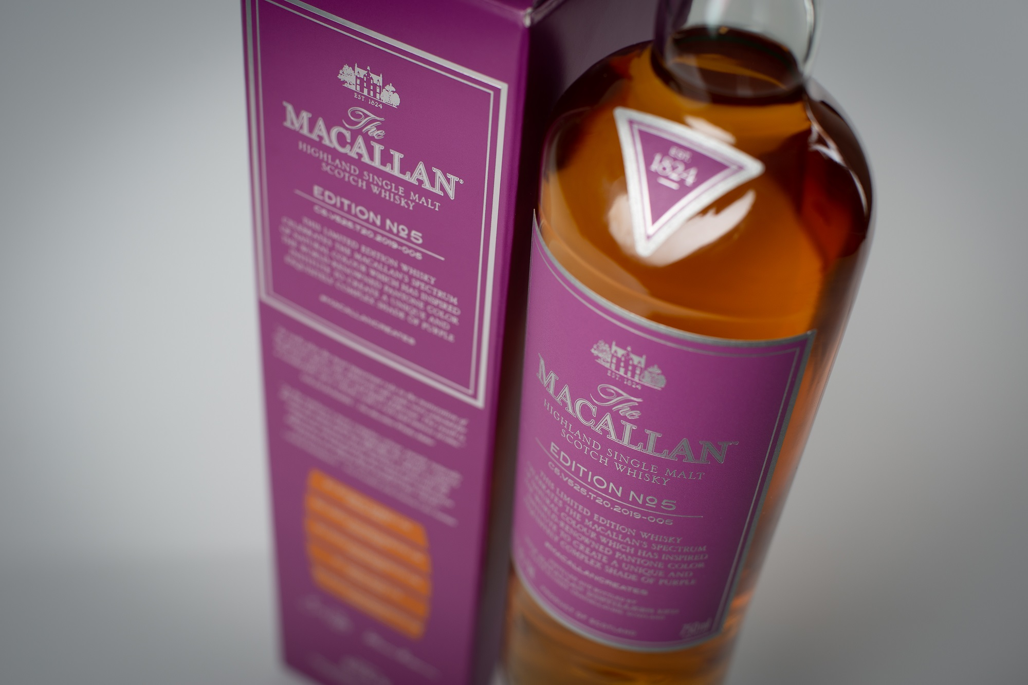 The Macallan Shows Its True Colour With The Edition No. 5 photo